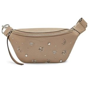 REBECCA MINKOFF Bree Charms Belt Bag Fanny Pack